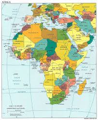 Map Of Northeast Simple Home Africa Field Trip Loving Simple Living