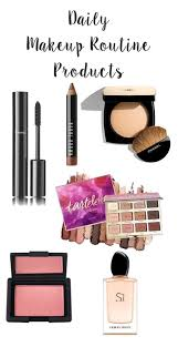 best 25 daily makeup routine ideas on pinterest beauty tips