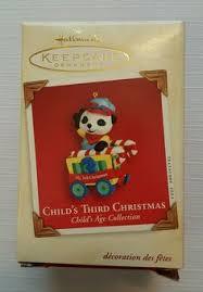 2005 hallmark advent christmas countdown tree ornament decoration