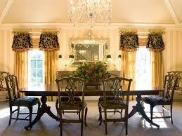 curtain ideas for dining room dinning room dining room window treatments ideas homestoreky