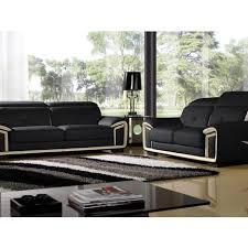 la maison du canapé fauteuil cuir hamilton la maison du canapé pas cher à prix auchan