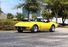 vintage corvette stingray images chevrolet 1971 corvette stingray ls6 454 425 hp convertible