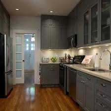 Dark Grey Kitchen Cabinets by Benjamin Moore Night Train U0026 Amherst Gray Comparable Paint Colors