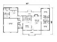 split bedroom floor plan two master suites on floor what is an open plan bedroom