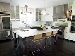 eat on kitchen island hgtv s top 10 eat in kitchens pertaining to kitchen island decor 5