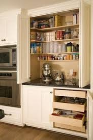 Kitchen Cabinets Shelves Magnificent Modern Kitchen Cabinetry Shelving Organizers Added