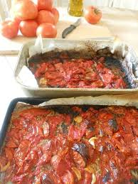 roasted tomato sauce sugar dish me