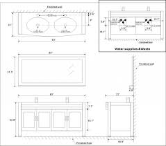 standard depth of bathroom cabinets everdayentropy com