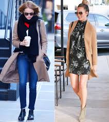 how to wear ankle boots celebrities in ankle boots instyle com