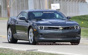 how much is a chevy camaro 2014 spied 2014 chevrolet camaro zl1 v 6 1le prototypes