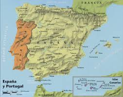 Almeria Spain Map by Spanish Web Resources Maps
