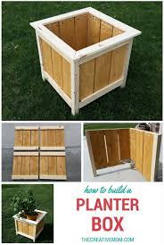 100 how to build planter boxes diy how to build your own