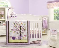 House Decoration With Net by Baby Nursery Cute Purple Baby Nursery Room Decoration With