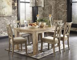 Hamlyn Dining Room Set by Mestler Driftwood Dining Room Set From Ashley D540 225 Coleman
