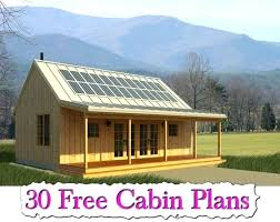 cabin blueprints free small cabins plans caycanhtayninh com