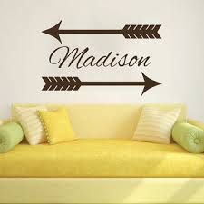 Wall Name Decals For Nursery Wall Decals Quotes In From Trendywalldecals On
