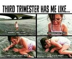 Being Pregnant Meme - 13 third trimester memes