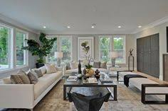 luxury transitional style home staging design by white spotlight on a htons beach house rikki snyder photography live