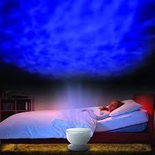 chambre led wave led nuit mood light le projecteur pour enfants