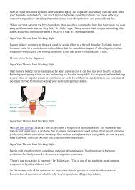 19 signs your thyroid isn u0027t working right