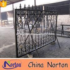 european wrought iron fence design european wrought iron fence