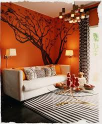 Safari Living Room Ideas Love This Color For The Living Room Safari Theme Red Orange