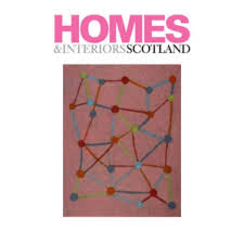 Homes And Interiors Scotland Press Rebeccahossack