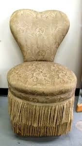 Upholstered Vanity Chairs For Bathroom by Bathroom Personable Vanity Chair Skirt Floral Pattern White