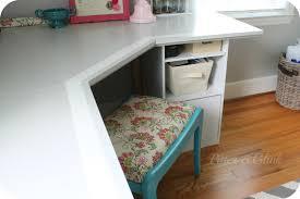 how to make a corner desk top muallimce