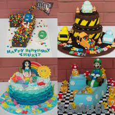 Top 5 Places To Customise Your Kid U0027s Birthday Cake
