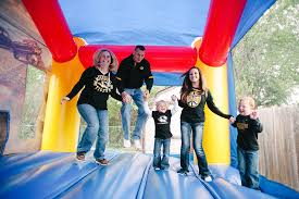will u0026 bella u0027s backyard bounce house party fulton mo