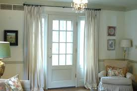 Door Panel Curtains Front Door Curtain Panel Door Drapes Patio Door Curtains And
