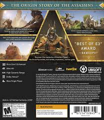How To Make Money In Black Flag Amazon Com Assassin U0027s Creed Origins Xbox One Standard Edition