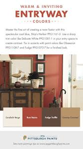 popular entryway colors u0026 painting tips rum truffle and fudge