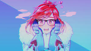 wallpaper overwatch mei overwatch game hd games 4k wallpapers images backgrounds