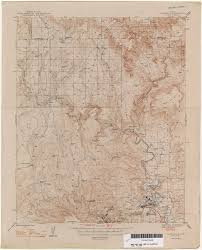 Florence Colorado Map by