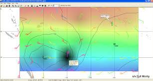 Tonga Map Tonga A Weather Situation S V Full Monty