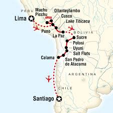southern divide in peru south america g adventures