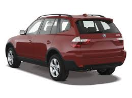 2008 bmw x3 3 0si bmw luxury compact suv review automobile