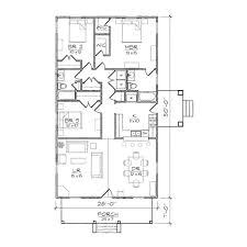 narrow lot cottage plans uncategorized narrow lot cottage house plan amazing in fantastic