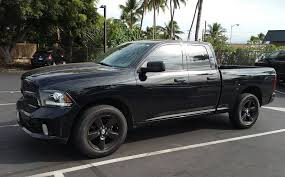 2011 dodge ram value slightly murdered out dodge ram do you like it protecautocare