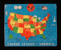 United State Of America Map by 103 932 United States Of America Map Jigsaw Puzzle Puzzles