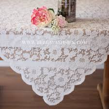 square lace table overlay 54 x 54 inches ivory lace tablecloth
