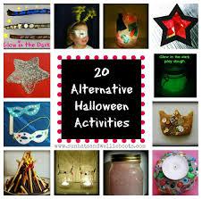 glow in the dark halloween party ideas sun hats u0026 wellie boots 20 alternative halloween activities