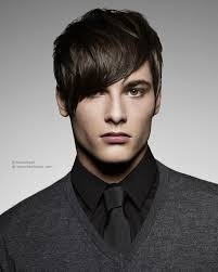 men short hairstyle with fringe mens short fringe hairstyles