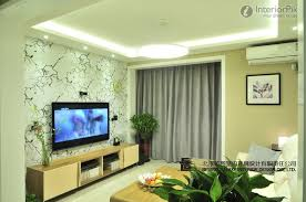 wallpaper design for home interiors wallpapers for room walls inspiring ideas 15 living room tv wall