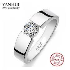 diamond rings aliexpress images Mens silver rings white house designs jpg