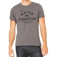 inc clothing water ch men s grey t shirt merch method inc