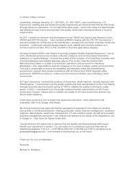 manufacturing engineer cover letter welder fabricator resume