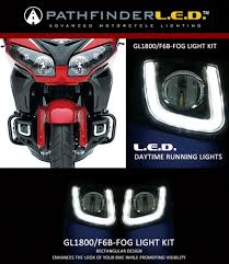 goldwing driving lights reviews gl1800 f68 valkyrie led fog light kit admore lighting inc